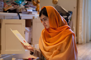 'He Named Me Malala' inspires the cause of education