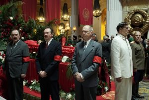 'The Death of Stalin' skewers unrestrained ambition