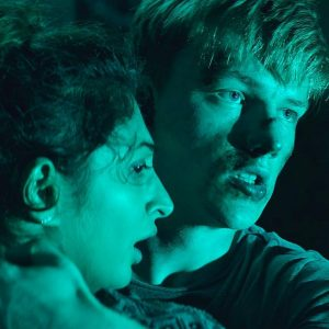 'Await Further Instructions' cautions us about what we create