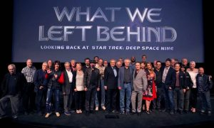 'What We Left Behind' charts the struggle for creative survival